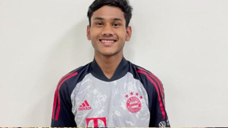 Shubho Paul Bayern Munich