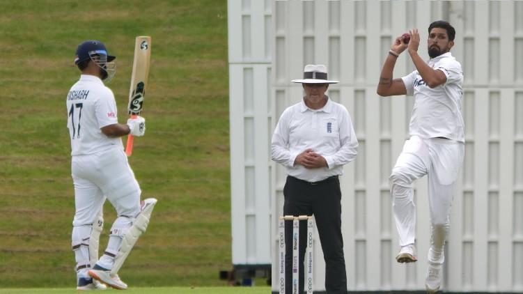 Rishabh Ishant intra squad