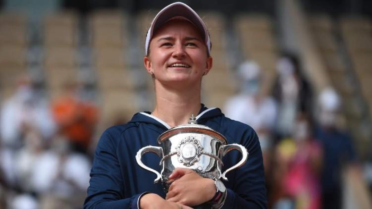 Barbora Krejcikova french open