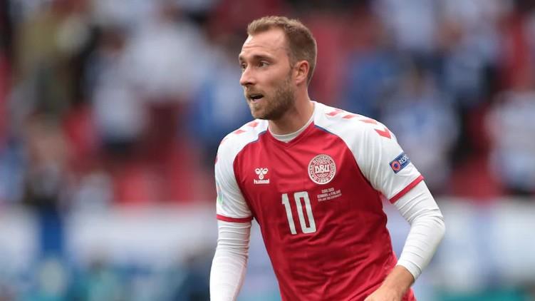 Christian Eriksen star uefa