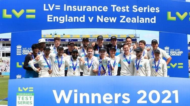 Newzealand won against england
