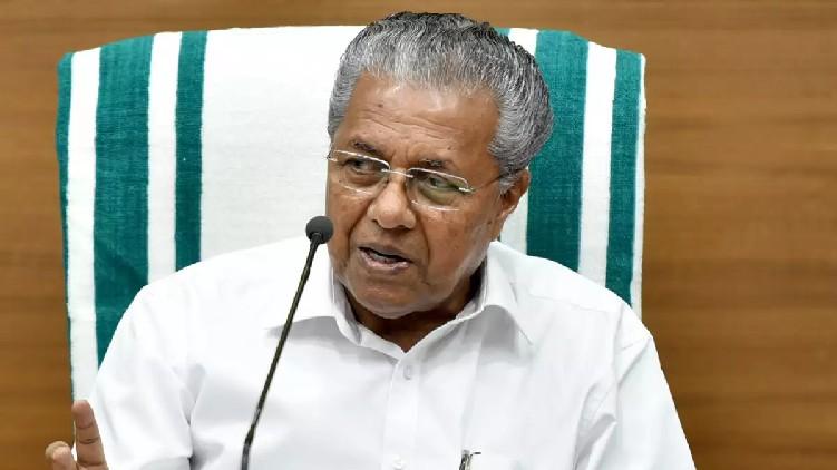 Pinarayi Vijayan facebook post