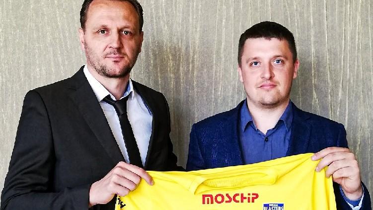 Blasters Ivan Vukomanovic coach
