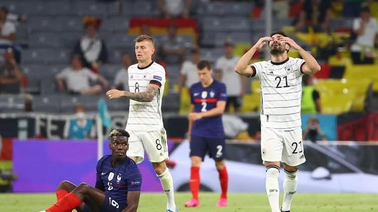 france won against germany