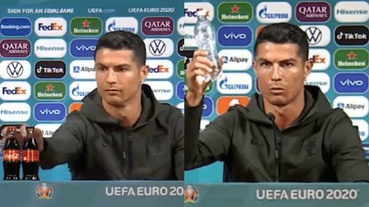 Cristiano Ronaldo Coca Cola's
