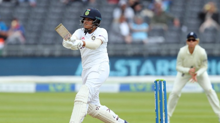 india women innings england