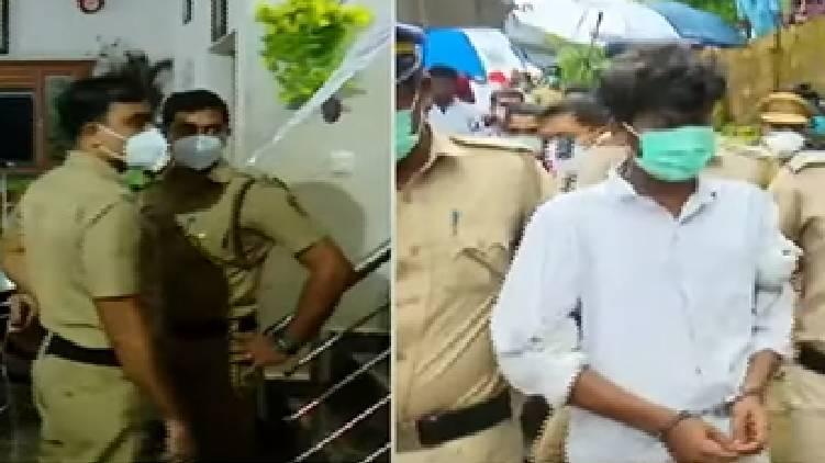 drishya murder case