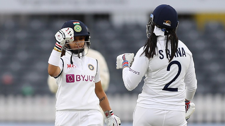 india women test review