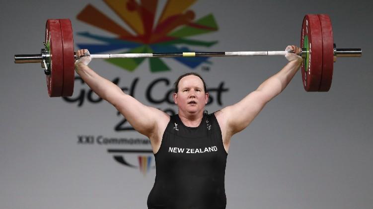 Laurel Hubbard transgender Olympics