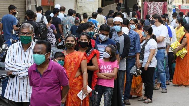 India Records Cases Deaths