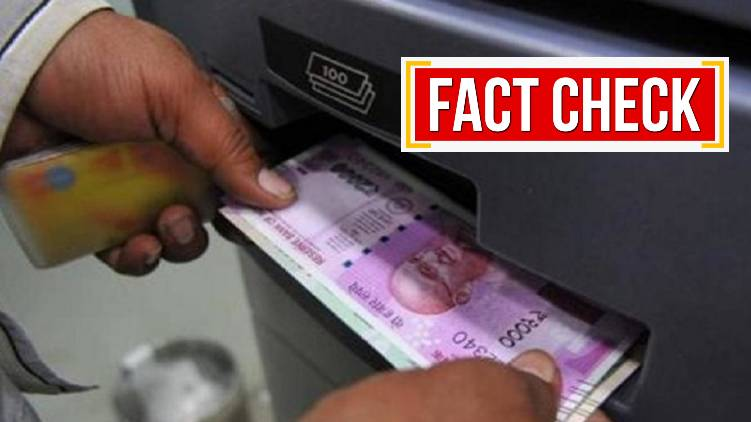 atm charge raised to 173 rupees 24 fact check