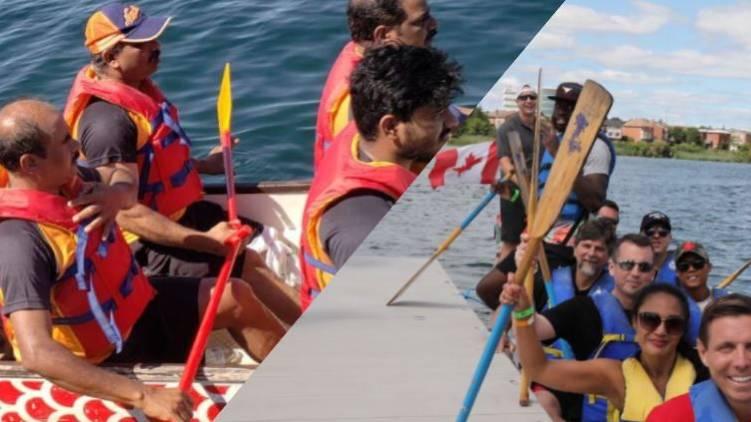 canadian nehru trophy boat race 2021