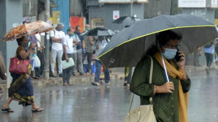 chances of rain in kerala june 18