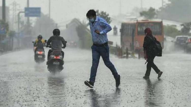 chances of rain in kerala