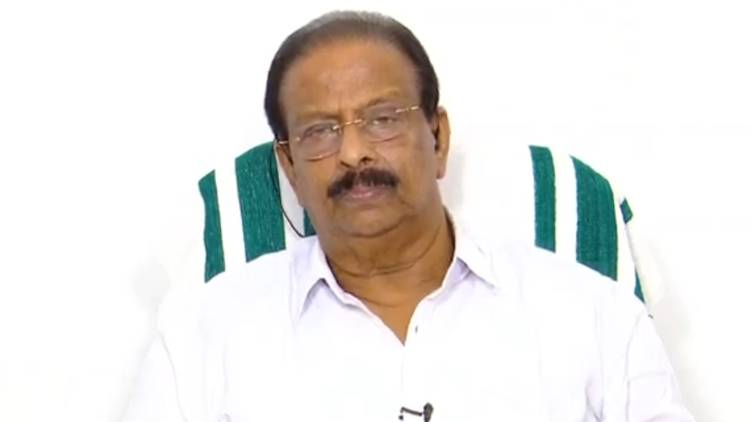 k sudhakaran exclusive interview with 24 news