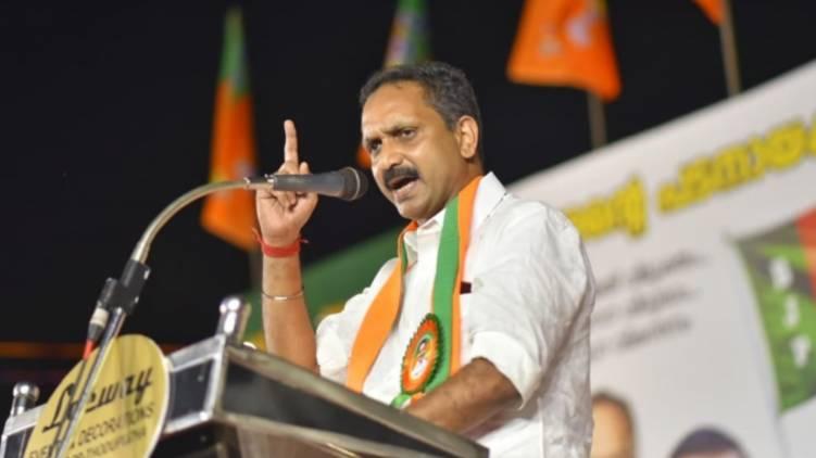 mistake from k surendrans side observes bjp national leadership