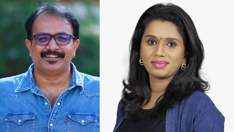 tm harshan sujaya parvathy bags state media award 2019