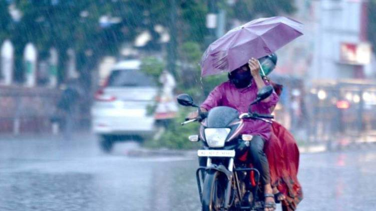 yellow alert declared in 14 districts