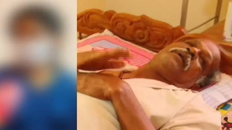 Incident young woman assaulted and father attack Case against husband