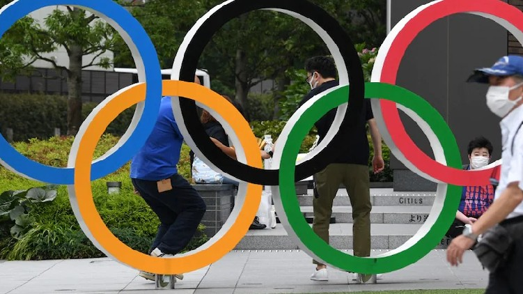 Tokyo Olympic Village Opens
