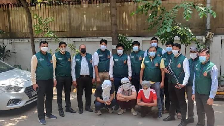 2500 kilogram heroin seized from delhi