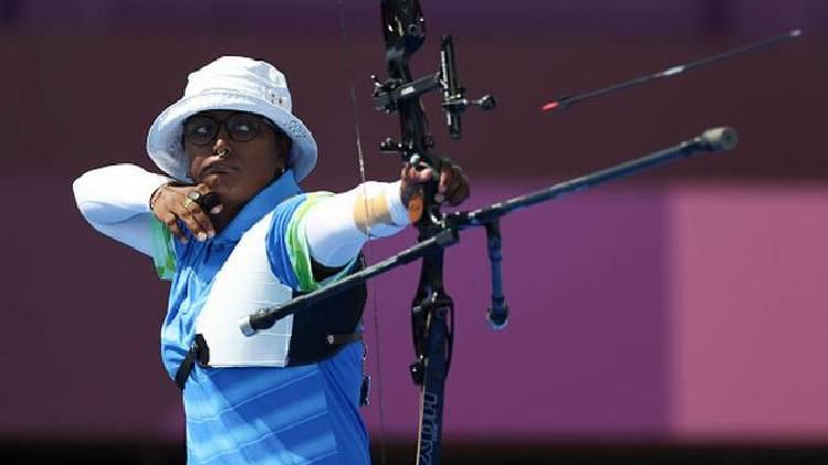 Archery Mixed Doubles India