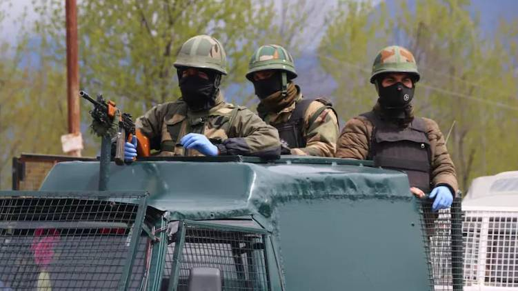 Jammu Kashmir Terrorist Attack