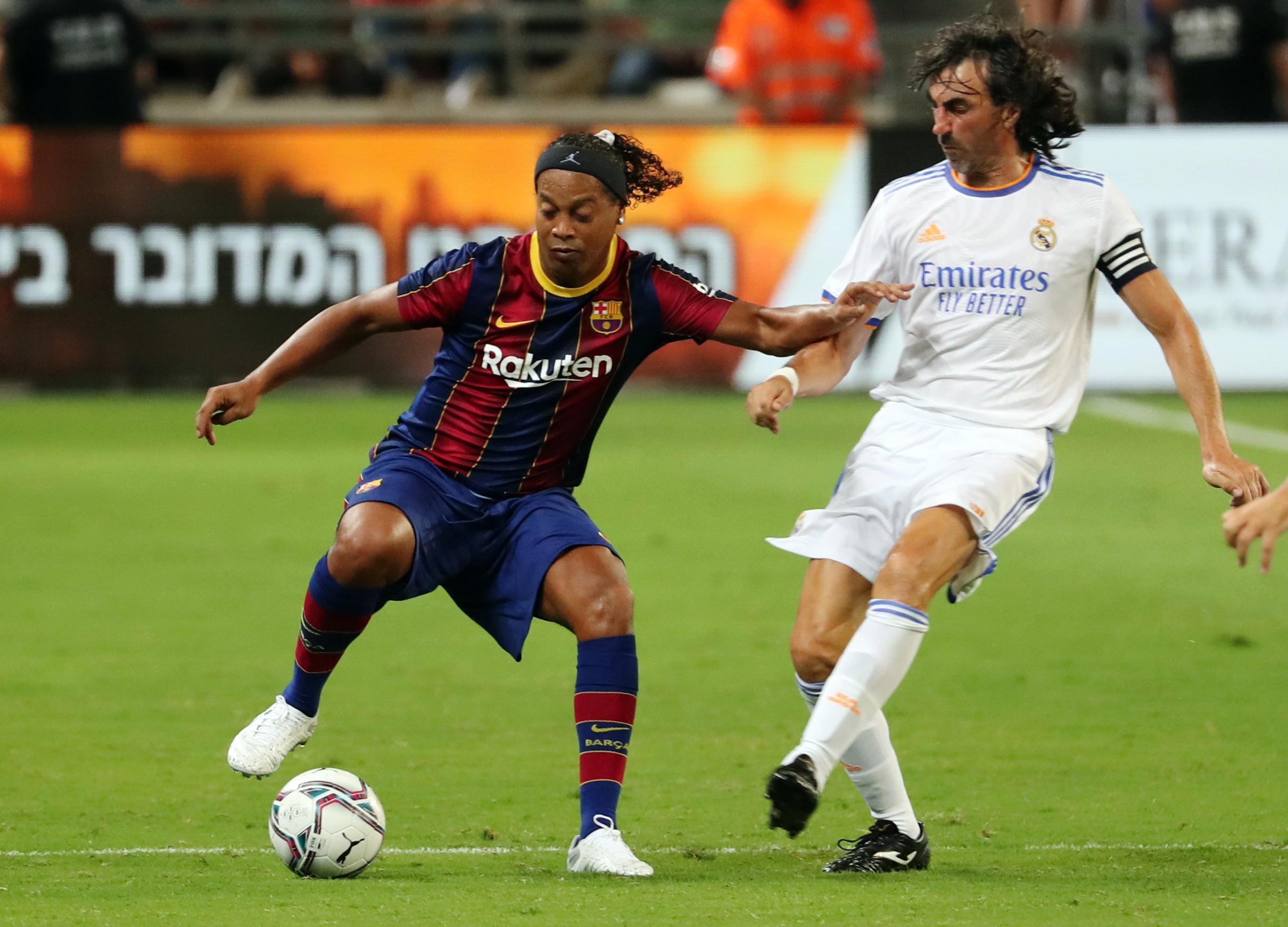 real madrid legends barcelona