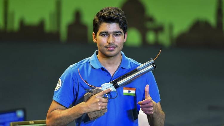 Olympics Shooting India Enter Final