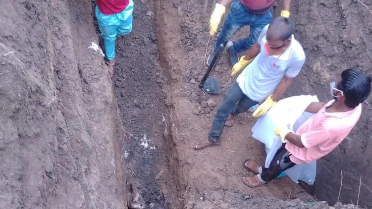 Bodies missing found pradesh