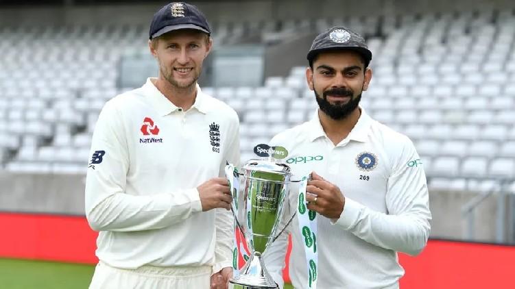 England India Test Championship