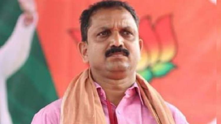 kodakara case – k surendran കൊടകര കള്ളപ്പണക്കേസ്;  Notice to BJP state president K Surendran
