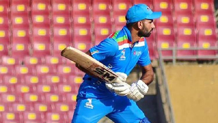 Delhi Cricketer double ton