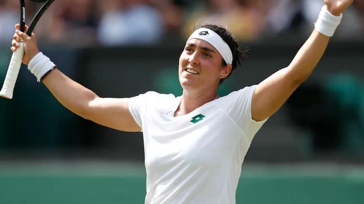 Ons Jabeur Arab Wimbledon