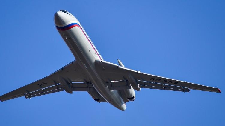Contact Lost Plane Russia