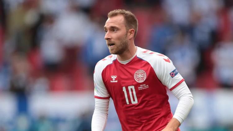 Uefa Christian Eriksen final