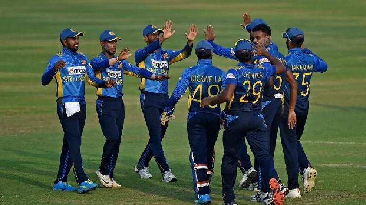 Sri Lanka cricketers contracts
