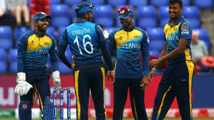 Sri Lanka players isolation