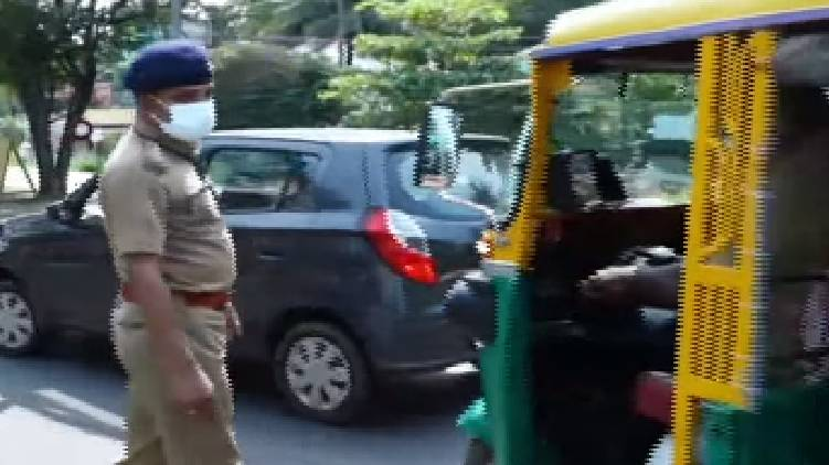 police checking