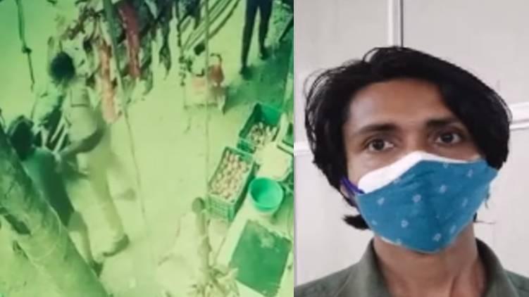 kpm riyas police attacked