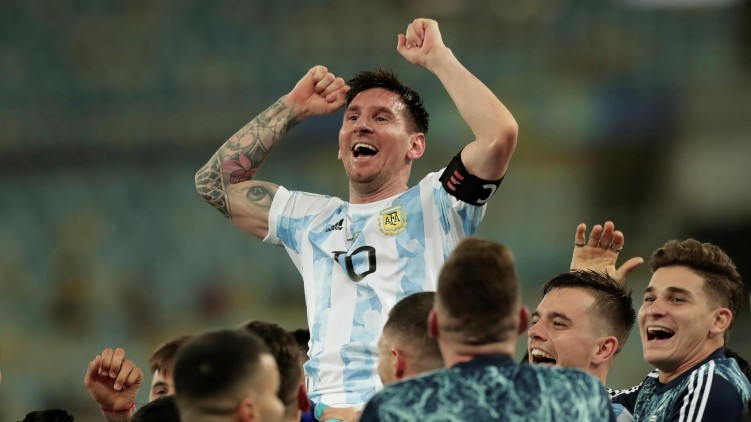 messi best player copa