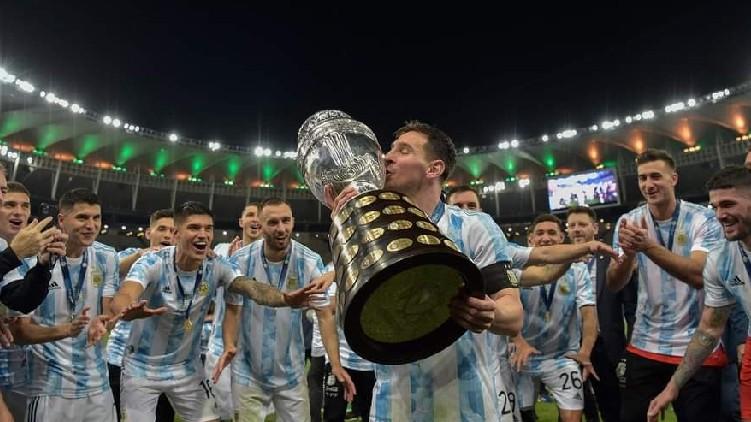 pinarayi vijayan congratulates argentina