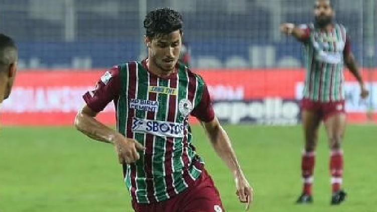 Hyderabad FC Edu Garcia