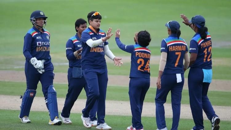 india women bat england