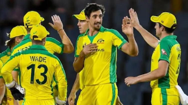 australia won west indies