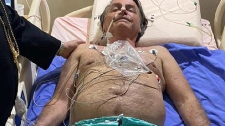 hiccups Brazil president surgery