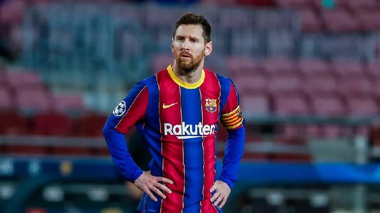 Lionel Messi's contract LaLiga
