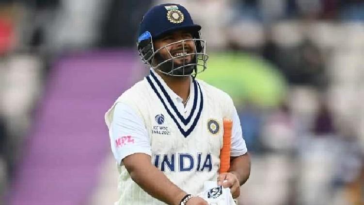 Rishabh Pant's dentist COVID