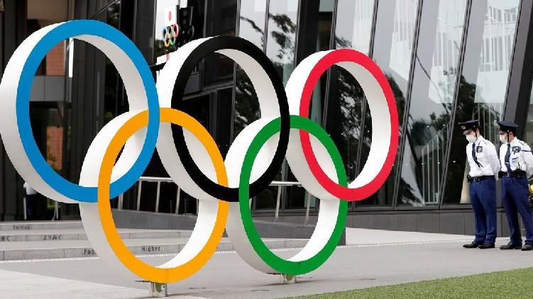olympics athletes positive COVID