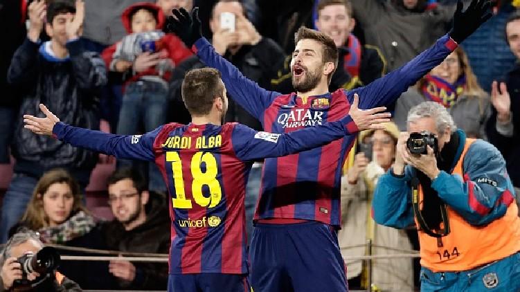 Barcelona players pay cut